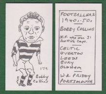 Glasgow Celtic Bobby Collins Scotland 179